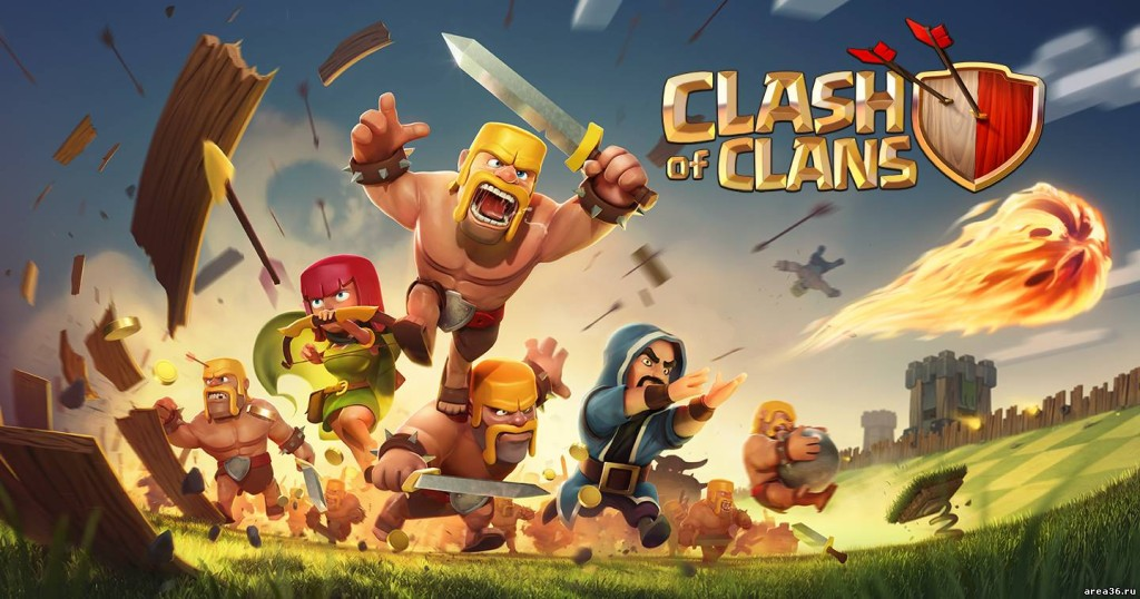Clash of Clans Торрент